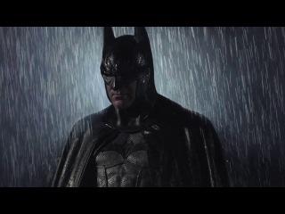 Сообщение Бэтмена к Бену Аффлеку