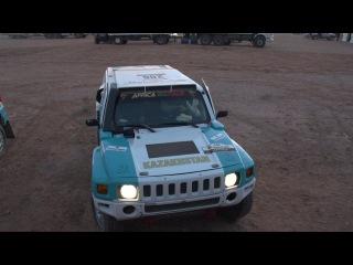 Казахстанские гонщики о втором этапе Africa Eco Race