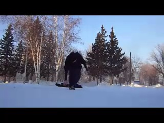 Mr. Vexx - winter walk (22.12.2012)